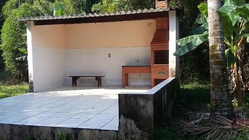 chácara no jardim aguapeú, em itanhaém, ref.2766
