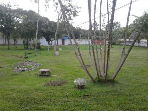 chácara no jardim são fernando, em itanhaém.