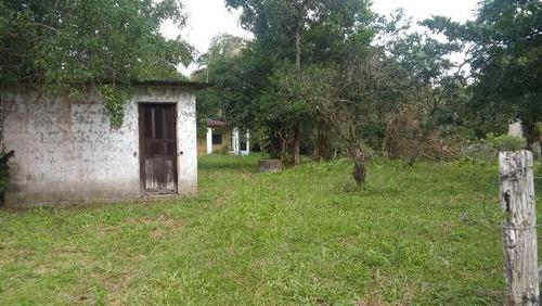 chácara no litoral sp itanhaém com escritura terreno 3500m²