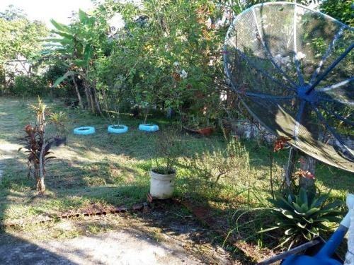 chácara no sítio velho, em itanhaém, terreno com 500m²