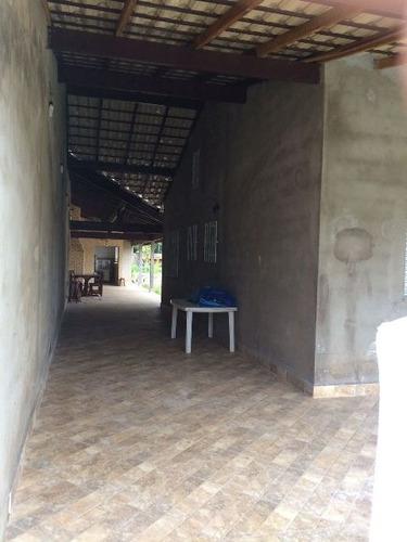 chácara nova c/ 2 quartos na praia, itanhaém-sp! ref 2830-p