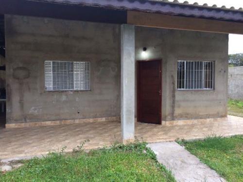 chácara nova em itanhaém! 2 dormitórios, confira!!!!