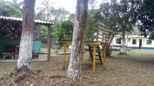 chácara ótima no parque vergara em itanhaém.