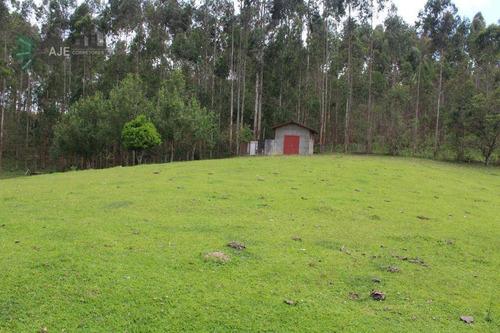 chácara ou sítio a venda em campo magro - ch0006