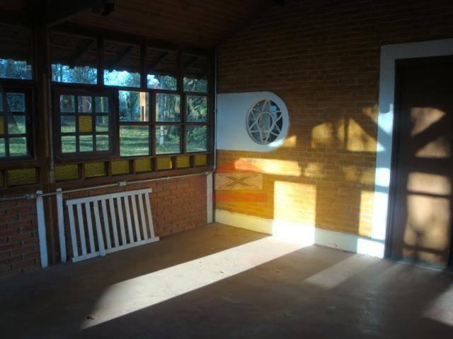 chácara para alugar, 2500 m² - chácara tropical (caucaia do alto) - cotia/sp - ch0327