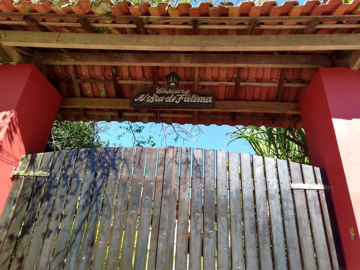 chácara para alugar em ibiúna (nossa senhora de fátima)