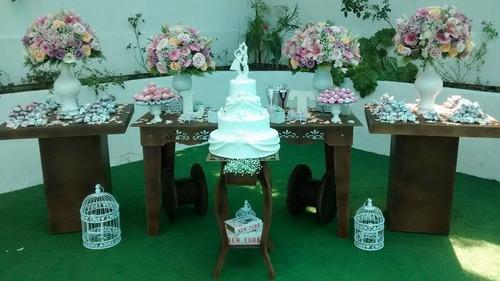 chácara para aluguel eventos (temos buffet e decoração)