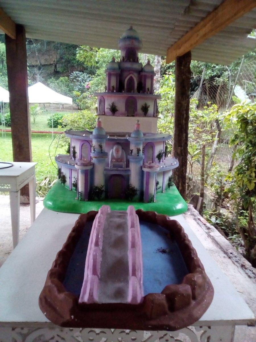 chácara para festa em itap.da serra com piscina, cachoeira..