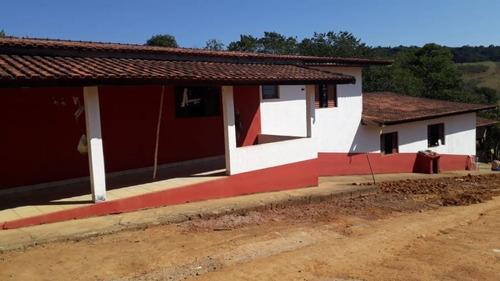 chácara para venda em ibiúna, ibiúna, 3 dormitórios, 1 suíte, 2 banheiros, 1 vaga - 176