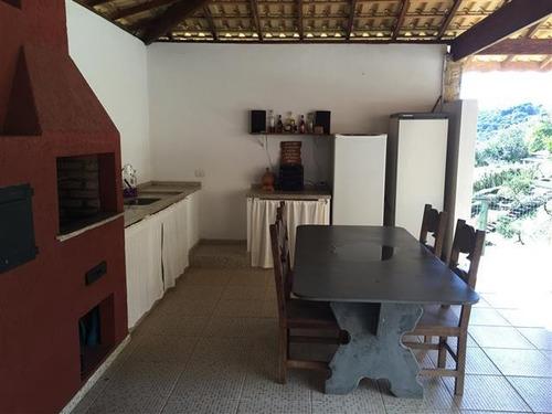 chácara para venda em mairinque, residencial porta do sol, 3 dormitórios, 1 suíte, 3 banheiros, 4 vagas - 5450