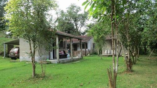 chácara para venda em miracatu, fau, 6 dormitórios, 3 suítes, 2 banheiros, 10 vagas - in024