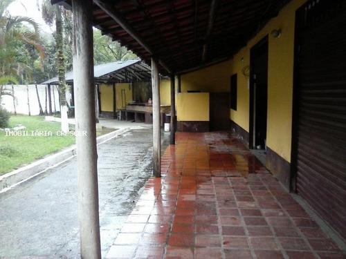 chácara para venda em mogi das cruzes, taiacupeba, 4 dormitórios, 2 suítes, 3 banheiros, 12 vagas - r0001