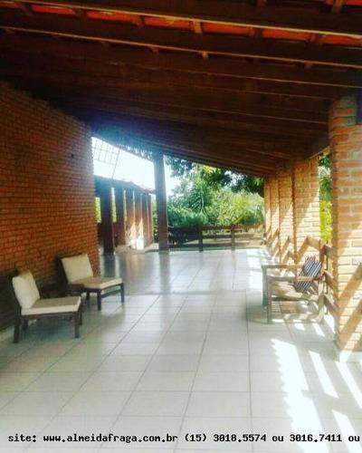 chácara para venda em sorocaba, aparecidinha, 4 dormitórios, 1 suíte, 4 banheiros, 10 vagas - 1451