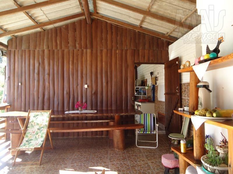 chácara para venda em taquara, morro pelado, 2 dormitórios, 2 banheiros, 1 vaga - lvch017_2-909002