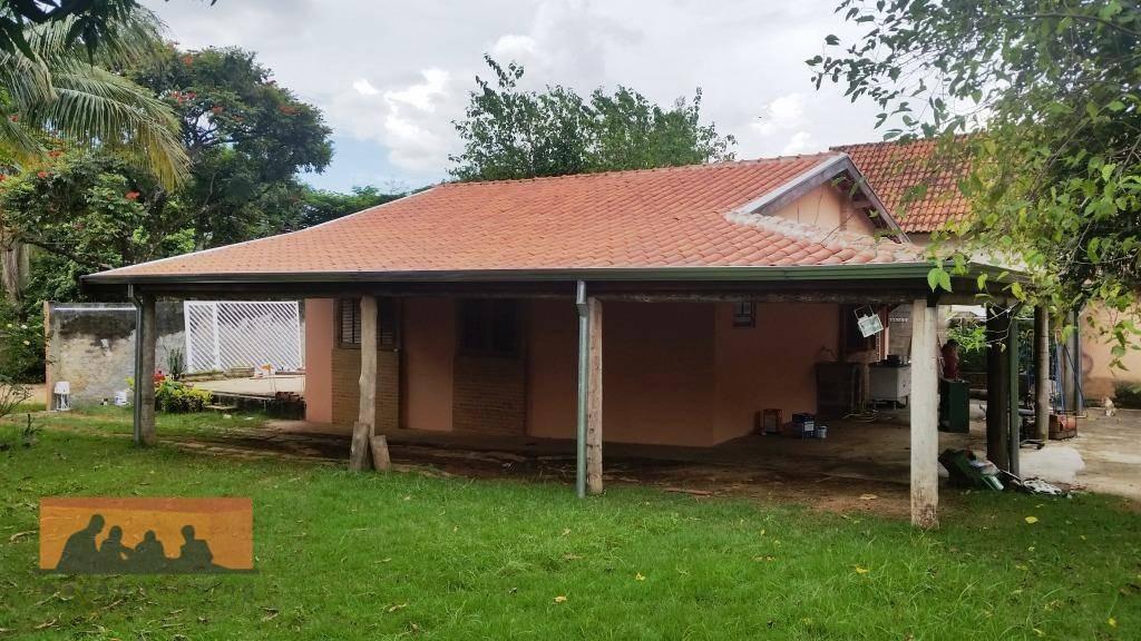 chácara para venda no village campinas - ch0028
