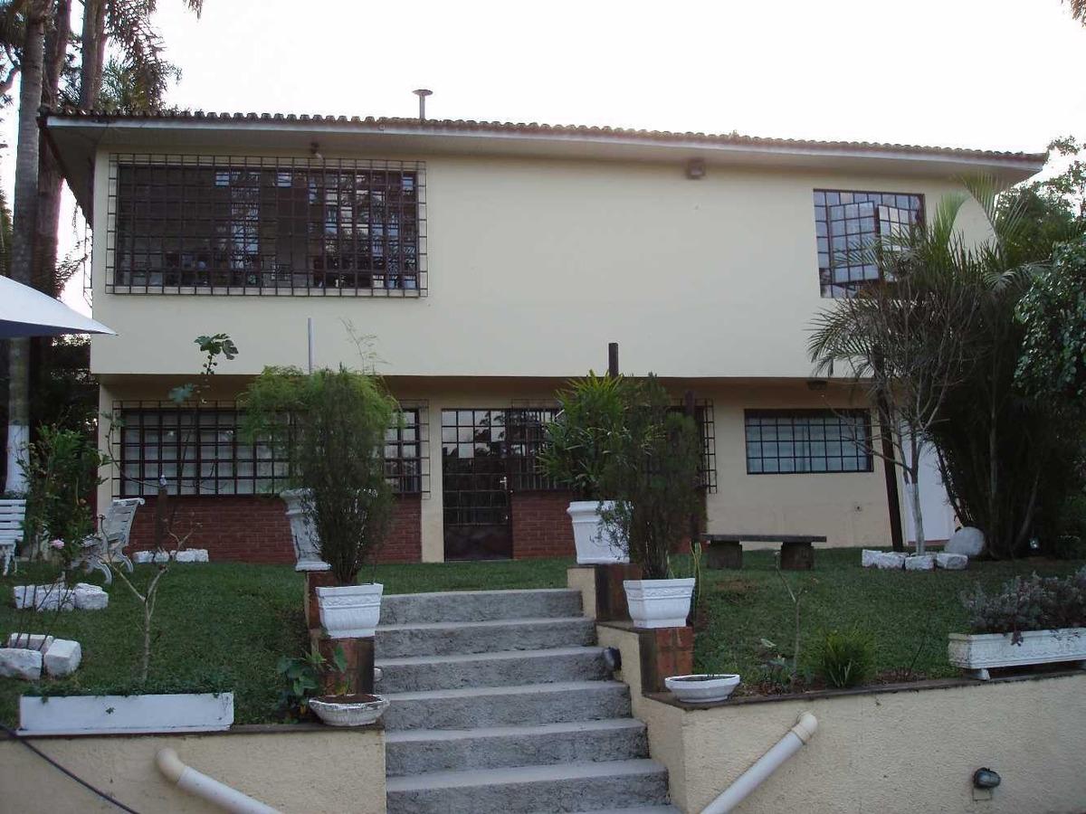 chácara para venda tem casa de 450 metros quadrados com 4 dt