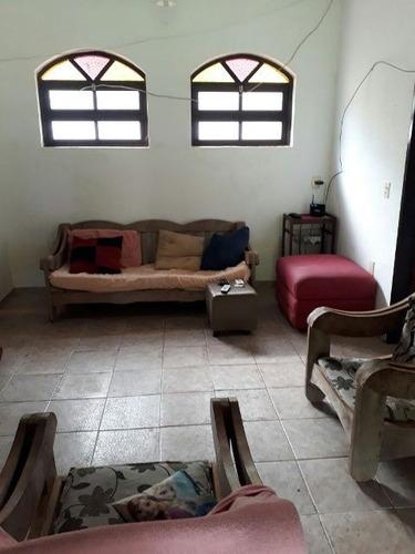 chácara parcelada com 2 dormitórios em itanhaém-sp, confira!