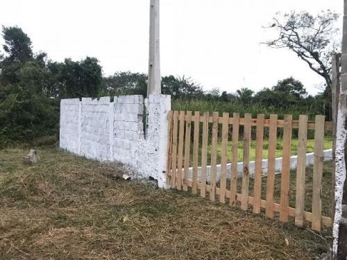 chácara parcelada em itanhaém-sp, 1 dormitório - ref 3091-p