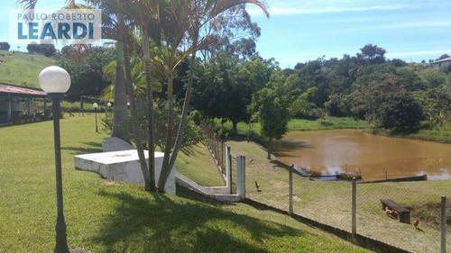 chacara parque agrinco - guararema - ref: 501812