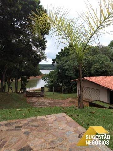 chácara pé na água represa de ibiúna - 3091