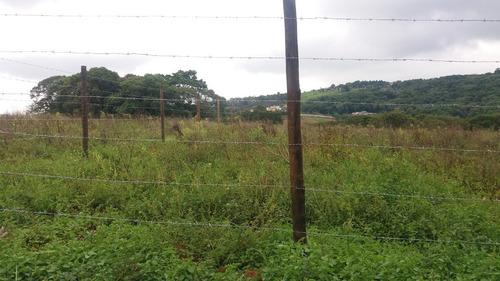 chácara plana com portaria 5km da represa prox de comerciosj