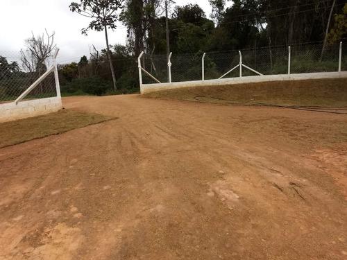 chacara prox do asfalto 1000 metros planos demarcado j