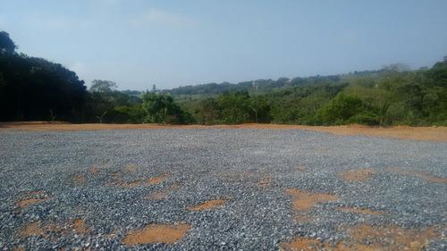 chacara proximo do asfalto 1000 m2 planos demarcado 35 mil j