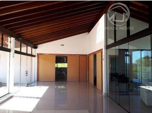 chácara recém construída entre os bairros do caxambú e ivoturucaia, com 5.000 m² de terreno, 4 suítes, academia e muito mais. - ch0042