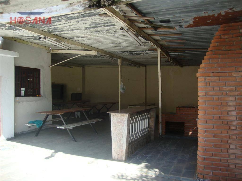 chácara  residencia l/ comercial à venda, morro grande, caieiras. - ch0007