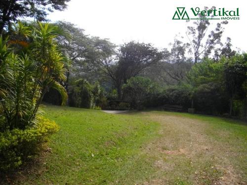 chacara residencial a venda, granja viana - v-794