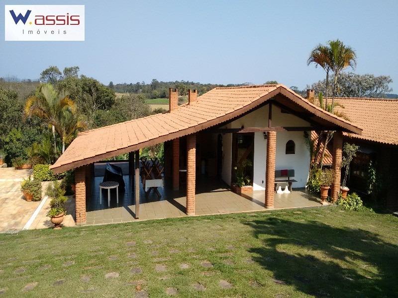 chacara residencial em jundiai - sp, ivoturucaia - ch00001