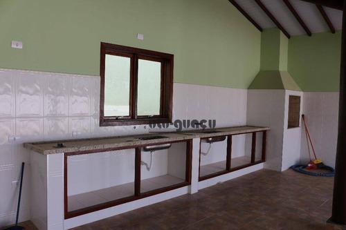 chácara residencial para locação, condomínio santa inês, itu - ch0314. - ch0314
