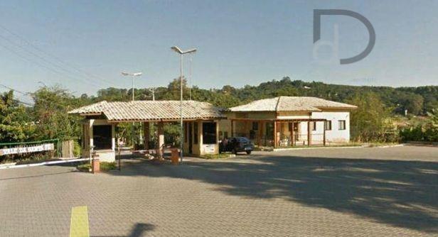 chácara residencial para locação, condomínio vale da santa fé, vinhedo. - ch0137