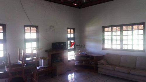 chácara residencial para venda e locação, estância santa maria do laranjal, atibaia. - ch0059