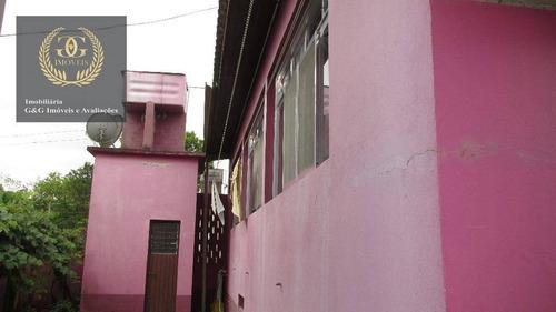chácara residencial para venda e locação, passo do vigário, viamão. - ch0012