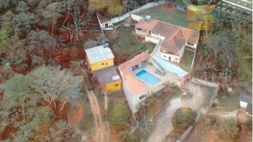 chácara residencial à venda, água azul, guarulhos. - codigo: ch0147 - ch0147