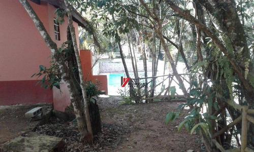 chácara residencial à venda, água preta, jarinu. - ch0061