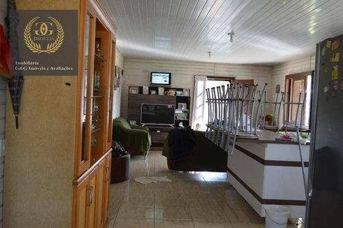 chácara residencial à venda, águas claras, viamão. - ch0018