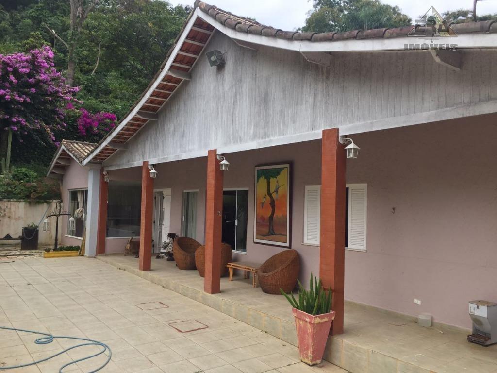 chácara residencial à venda, aralú, santa isabel - ch0042. - ch0042