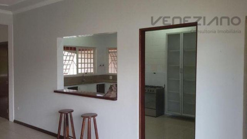 chácara residencial à venda, artemis, piracicaba. - ch0019