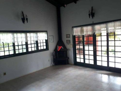 chácara residencial à venda, atibaia belvedere, atibaia. - ch0060