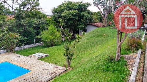 chácara residencial à venda, bairro da usina, bragança paulista. - ch0157