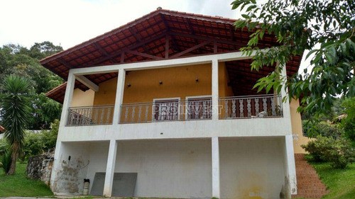 chácara residencial à venda, bairro do cambará, são roque. - ch0200