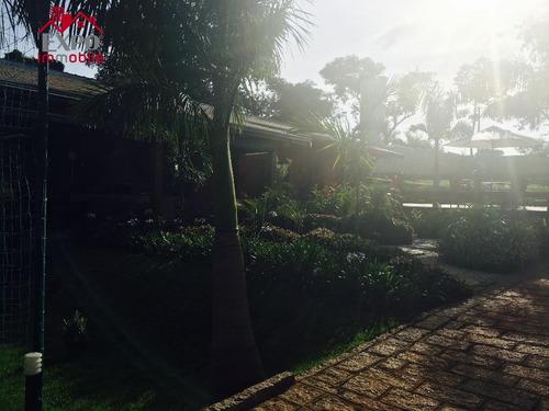 chácara residencial à venda, bananal, campinas. - ch0001