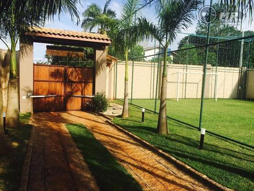 chácara  residencial à venda, bananal, campinas. - ch0002