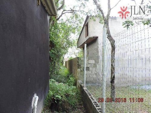 chácara  residencial à venda, bopiranga, itanhaém. - ch0003