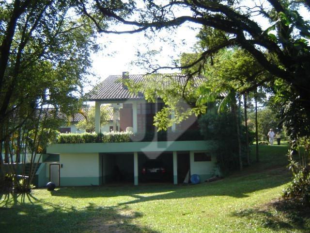 chácara residencial à venda, bosque das araras, vinhedo. - ch0024
