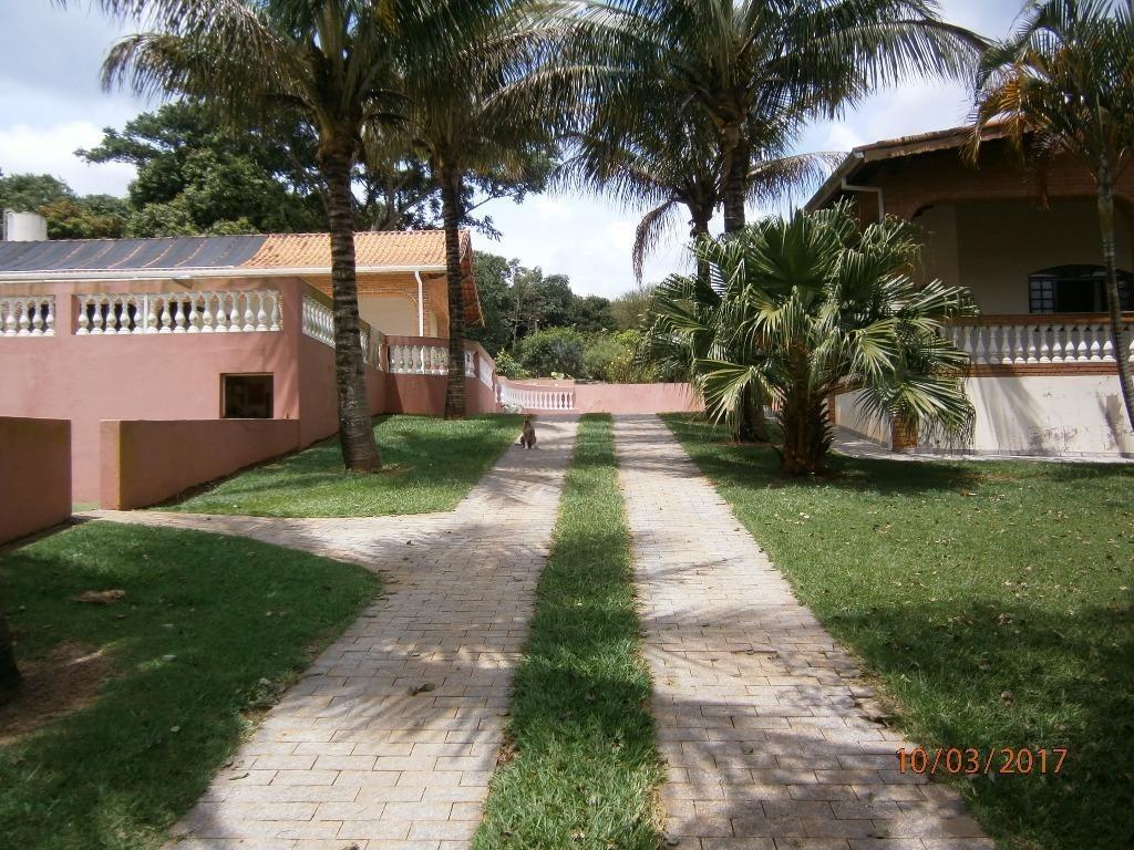 chácara residencial à venda, bragança paulista. - ch0642