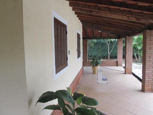 chácara residencial à venda, brigadeiro tobias, sorocaba. - ch0085