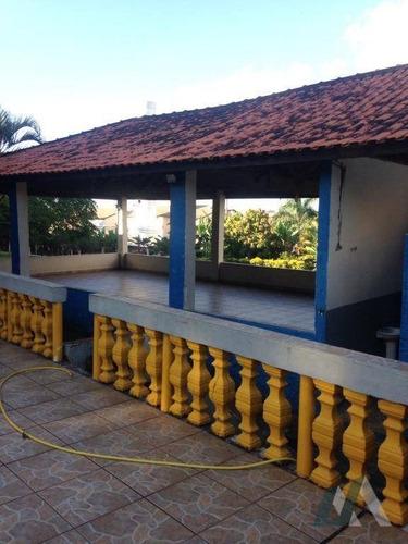 chácara residencial à venda, caguaçu, sorocaba. - ch0022